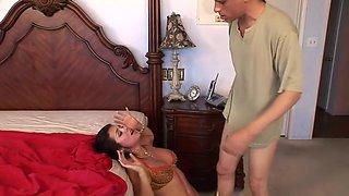 Exotic pornstar Beverly Hills in crazy big tits, anal sex clip