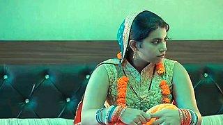 Indian wedding night