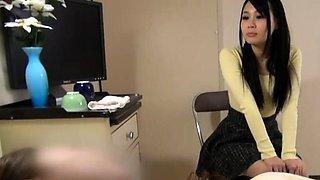Big titted hairy japanese teen suzuki doubleteamed