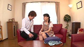 Exotic Japanese whore Yukari Shinohara in Fabulous nipples, natural tits JAV clip