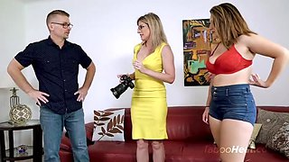 Cory Chase Britt James - Photos with Daddy