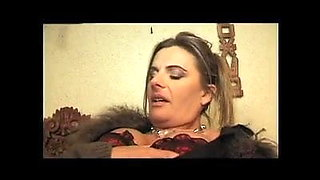 FRENCH MATUREn54 blonde anal mom double threesome
