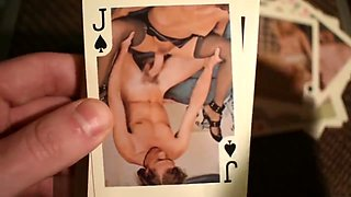Classic Porno Playing Cards