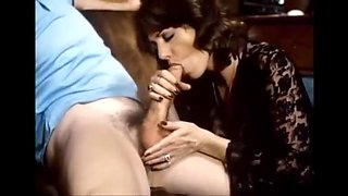 Vintage taboo mom shares an intimate dance