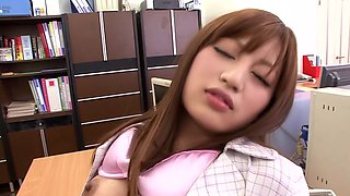 Arisa Kuroki, Riri Kuribayashi in Newly Hired Female Employees 16 part 1.3
