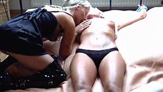 Zum Orgasmus gefickt