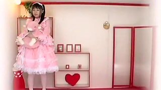 Tsubomi in First Paipan Sweet Girl