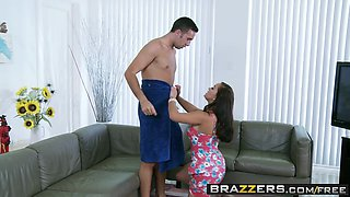 Brazzers - Pornstars Like it Big - Liza Del Sierra and Keiran Lee - Keiran Is Retiring