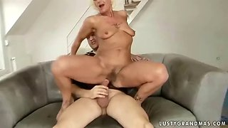Granny Sex Complation