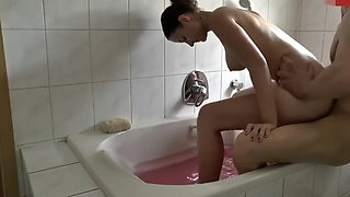 young devotion bath time