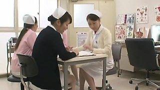 Amazing amateur Nurse porn clip