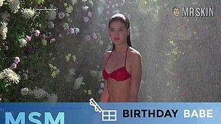 B-day Nudity Blowout With Lopez, Cates, & 21-YO Beckinsale - Mr.Skin