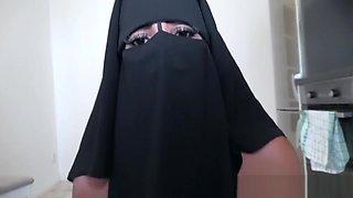 Muslim wife piss