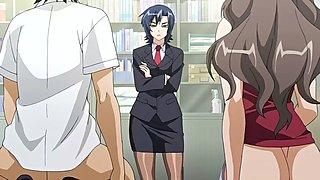 Genkaku cool na sensei ga aheboteochi! 01