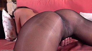 Worship Lexi in pantyhose she's stunning