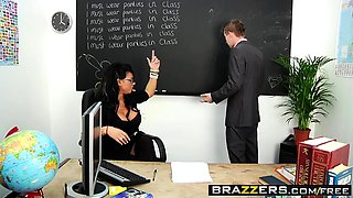 Brazzers Vault - Kerry Louise Danny D - How T