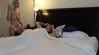 SisLovesMe - Being Roommates with My Slutty Step-Sis