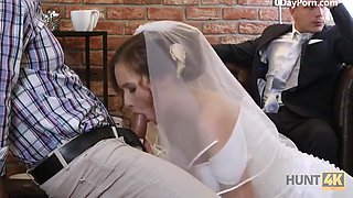 New Bride Wife Fuck For Money Front Of Hasband - Stacy Cruz