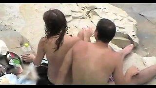 Beach accident