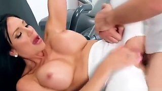 Cheating Wife Jaclyn Taylor Fucks Hung Gym Buddy
