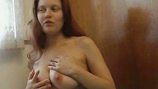 Big Titty Pretty Pregnant Chick Nude