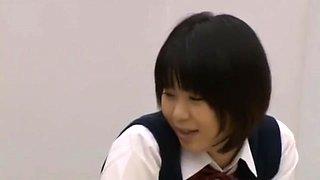Incredible Japanese whore Hirono Imai, Yui Kasugano, Ai Wakana in Amazing Blowjob/Fera, Voyeur JAV movie