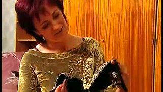 Blonde italian milf gets screwed in euro wife sex video