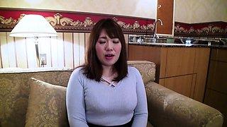 Hairy Asian Slut is a Wannabe Creampie Pornstar