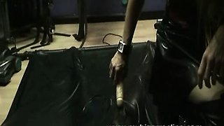Pervert Soothing Fetish Latex Roleplay