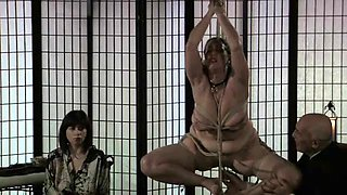 Tied up wife wants to be used and abused by her horny lover