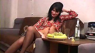 Drunk girl 4
