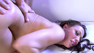 Hot wife cheats and finds fucking a new man feels good