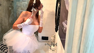Bride cheating before the wedding