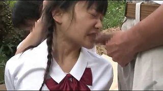 [real-446] nana usami (宇佐美なな) - japanese schoolgirl deepthroat 04
