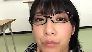Best Japanese chick Miku Abeno in Amazing face sitting, couple JAV movie