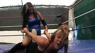 Female pro wrestling 4