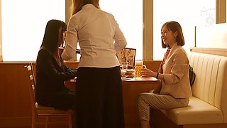 Lesbian Partners With Yuu Shinoda And Azusa Misaki