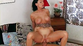 Cute Wife Smoking and Fucking