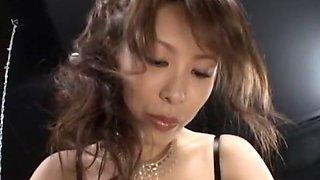 Horny Japanese whore Shizuku Natsukawa in Fabulous Nurse, Compilation JAV video