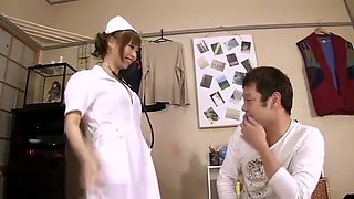 Incredible Japanese girl Shizuka Hasegawa in Best Dildos/Toys, Nurse JAV scene