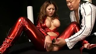 Best Japanese slut Yuki Toma in Incredible Cunnilingus, Latex JAV movie
