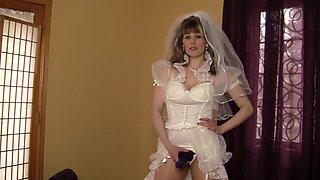 Wedding night suprise