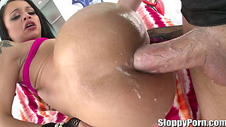 Wet Anal compilation with sexy porn stars