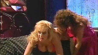 Hottest pornstar Sandra Scream in incredible cunnilingus, big tits adult movie