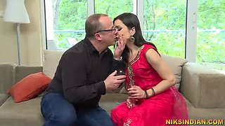 Niks Indian Wife shared with Boss to get promotion in office