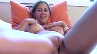 Honey Plays with her Melons