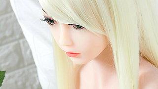 Mini Love Doll – young Blonde got big boobs - hottest blowjobs