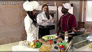 Chef & kitchen help