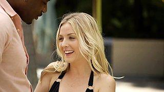 BLACKED Karla Kush and Jillian Jasons first foursome