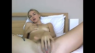 New step sisters hairy pussy fingering